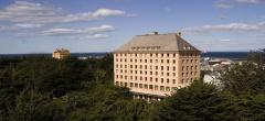 Hotel Cabo de Hornos - Location