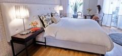 Nuss Hotel - Bedroom