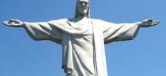 Brazil - Christ the Redeemer - Rio de Janeiro