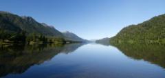 Bariloche and the Lake District - Bariloche lake