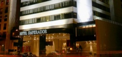 The Emperador Hotel - Entrance