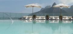 Fasano Rio de Janeiro - Rooftop swimming pool