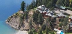 Hotel Charming - Aerial View