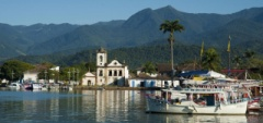 Paraty Bay, Beaches around Rio
