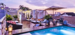 Ananda Boutique Hotel - Roof Terrace