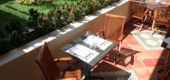 Casa do Amarelindo - Sun terrace