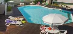 Deville Prime Campo Grande - Swimming Pool