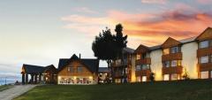 Hotel Mirador del Lago - Frontage
