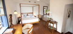 Pousada Picinguaba - Double Bedroom