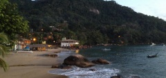 Pousada Picinguaba - Beach
