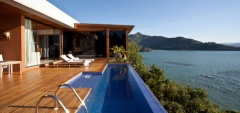 Ponta dos Ganchos - Swimming Pool