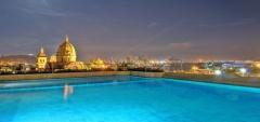 Charleston Santa Teresa - Rooftop pool & View