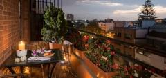 Sofitel Bogota - Junior Suite Balcony