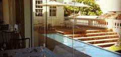 Zank Hotel - Outdoor Patio