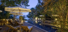 Anavilhanas Lodge - swimming pool