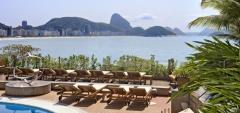 The Sofitel Rio de Janeiro Copacabana - Swimming Pool