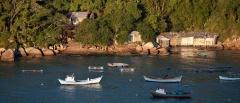 Ponta dos Ganchos, Southern Beaches