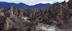 Salta and the Northwest - Flechas ravine