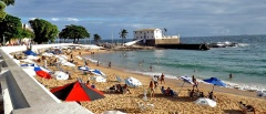 Porto da Barra Beach, Salvador da Bahia