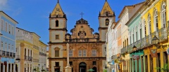 Largo Cruzeiro de Säo Francisco, Salvador da Bahia
