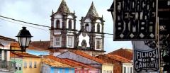 Largo do Pelourinho, Salvador da Bahia