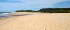 Rio da Barra beach, Trancoso, Bahia