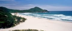 Praia do Rosa, Southern Beaches