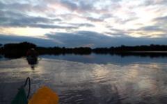 Brazil - Kayaking in the Pantanal